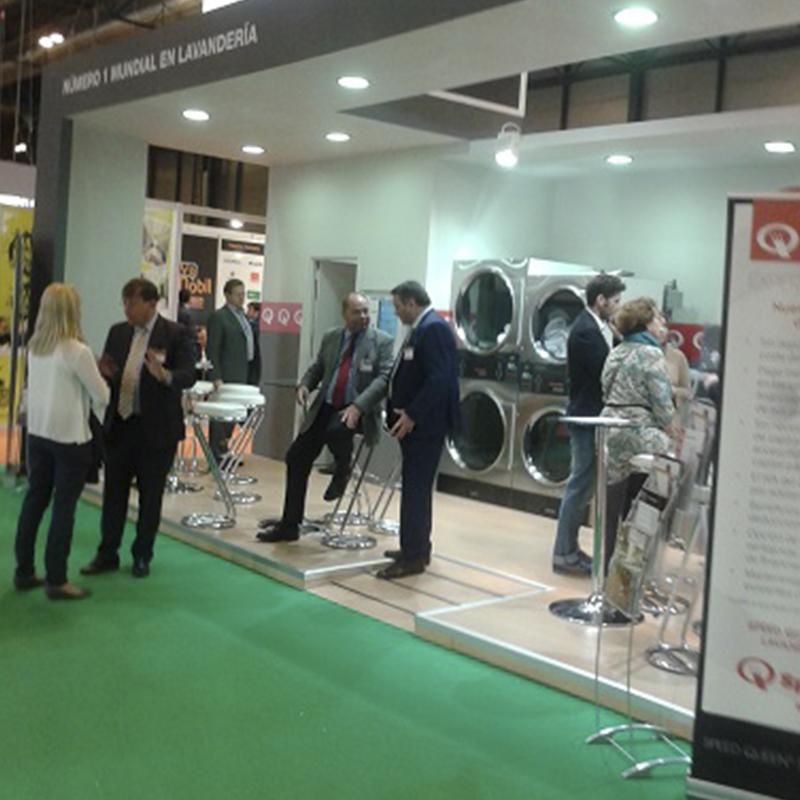 Lavandería autoservicio - Servicio de lavandería industrial Valencia